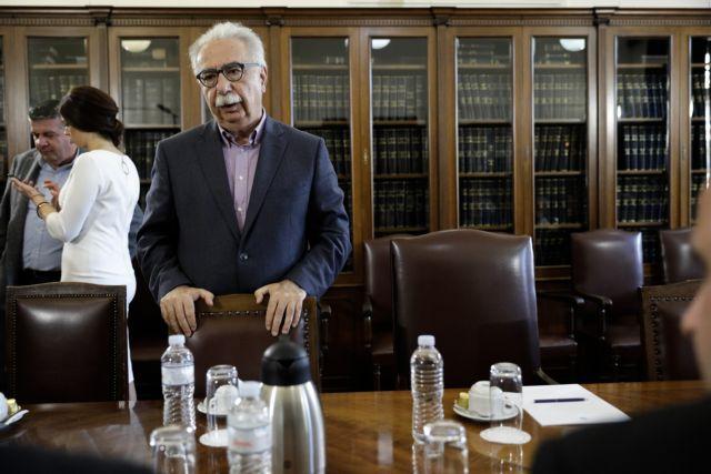 Γαβρόγλου για ΑΣΟΕΕ: Δεν είναι λύση να κλείσουν τα πανεπιστήμια για μια εβδομάδα