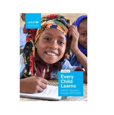«Κάθε Παιδί Μαθαίνει»: Στρατηγική εκπαίδευσης της UNICEF 2019-2030