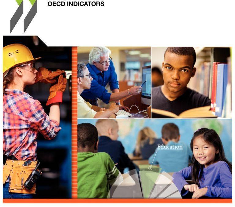 Education at a Glance 2019: Μελέτη του ΟΟΣΑ για την τριτοβάθμια εκπαίδευση με νέους δείκτες