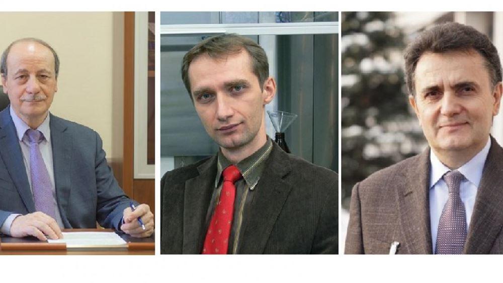 Τρεις Έλληνες ομογενείς επιστήμονες εξελέγησαν ακαδημαϊκοί της Ρωσικής Ακαδημίας Επιστημών