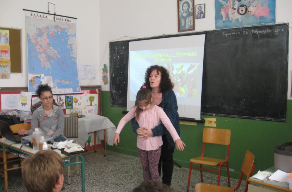 Ο Πανελλήνιος Ιατρικός Σύλλογος προτείνει το μάθημα «Αγωγή Υγείας» να μπει σε όλα τα σχολεία