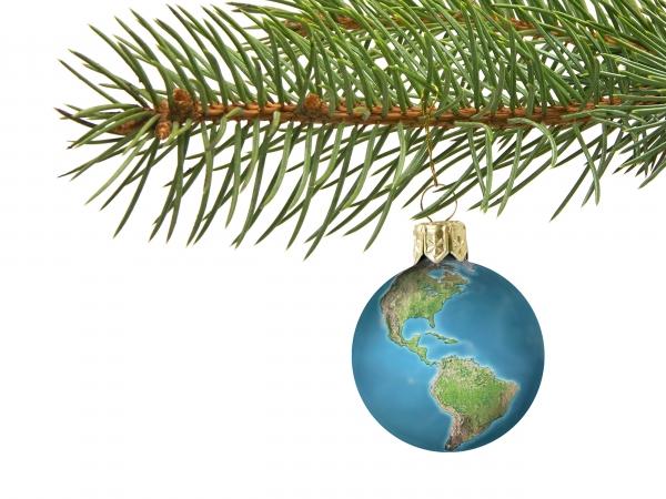 Οικολογικά Χριστούγεννα – Δράση του Γραφείου Περιβαλλοντικής- 2ος χρόνος