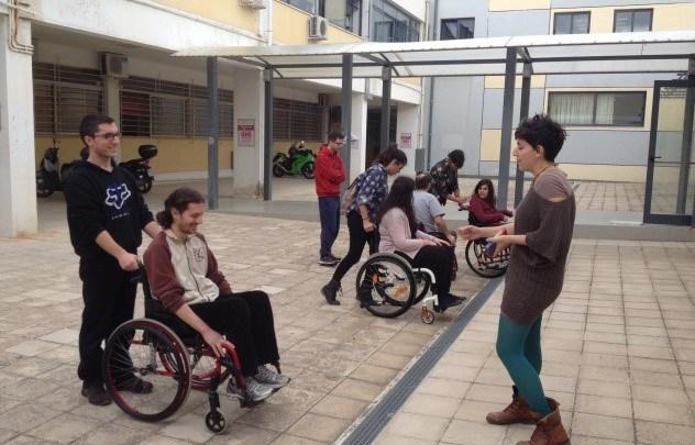 Γίνε Εθελοντής – Υποστήριξε έναν φοιτητή με αναπηρία στις σπουδές του