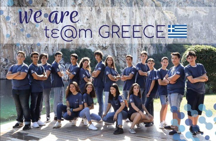 Χάλκινο μετάλλιο για την Ελληνική Ομάδα Ρομποτικής «First Global Challenge Team Greece»