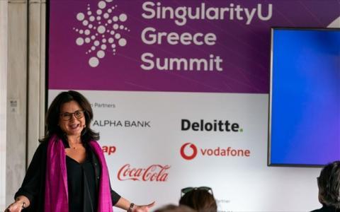 Το SingularityU Summit επιστρέφει στην Ελλάδα στις 11 και 12 Νοεμβρίου 2019