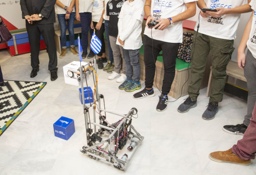 Μαθητικό Φεστιβάλ Ρομποτικής: Εκατοντάδες παιδιά δημιούργησαν τα δικά τους ρομπότ