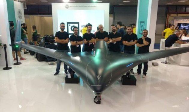 Έτοιμα τα ελληνικά drones από το ΑΠΘ – Υψηλής τεχνολογίας και καλαίσθητα
