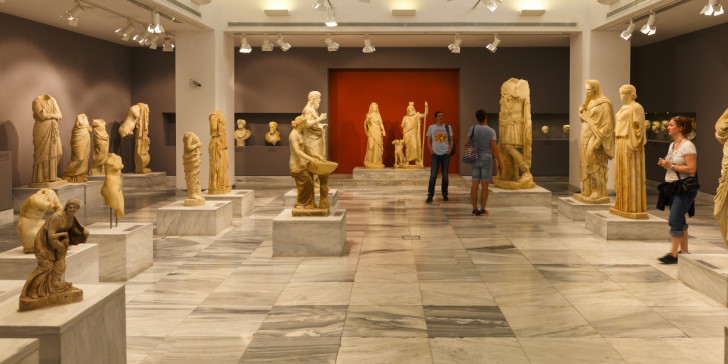 ΕΛΣΤΑΤ: Τα 5 πρώτα σε επισκεψιμότητα Μουσεία στην Ελλάδα