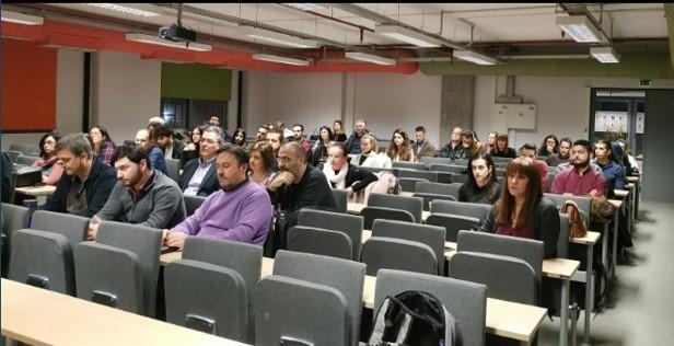 Υποτροφίες σε 16 υποψήφιους διδάκτορες απονεμήθηκαν από τη Δομή Έρευνας, Καινοτομίας και Αριστείας