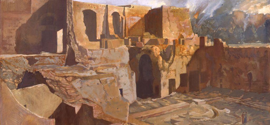 Τα «Μυθιστορικά» του Αλέκου Λεβίδη στην Πινακοθήκη Γκίκα