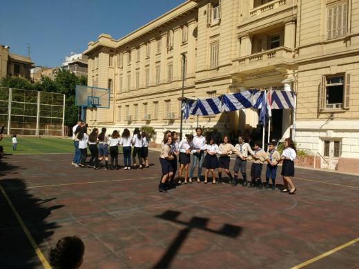 Αίγυπτος: Η ιστορική Αμπέτειος Σχολή θα διδάσκει την ελληνική γλώσσα στο αραβόφωνο και αγγλόφωνο τμήμα