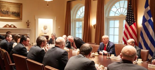 Τι συμφωνήθηκε για θέματα παιδείας στη συνάντηση Κ. Μητσοτάκη με τον Ντ. Τραμπ
