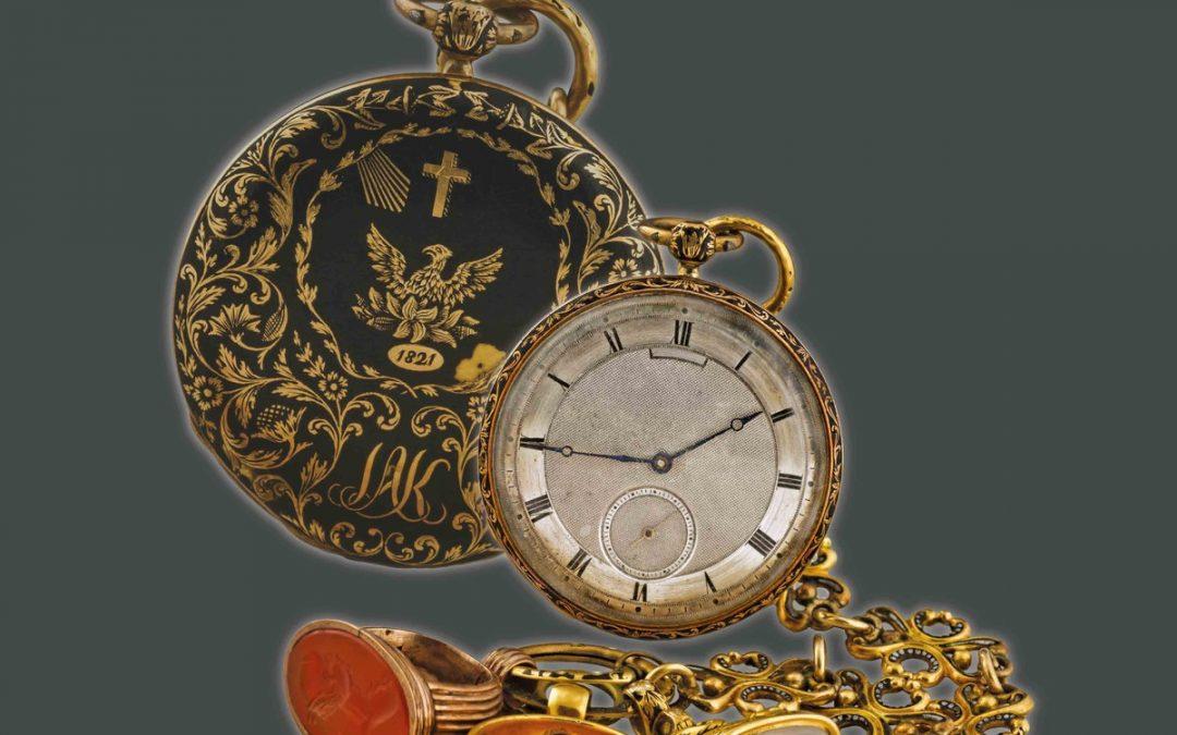 Έκθεση: Ώρα ελευθερίας. Τα ρολόγια των Αγωνιστών του ΄21
