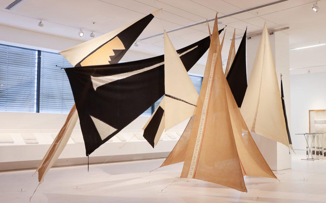 Άνοιξε το Εθνικό Μουσείο Σύγχρονης Τέχνης – Εντυπωσιακές εικόνες από την έκθεση