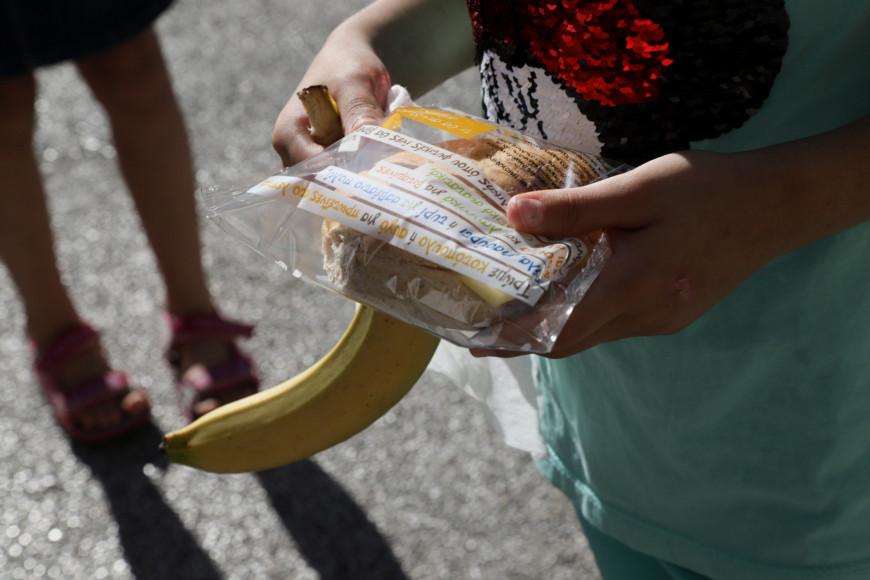 SOS από τη WWF για τα σχολικά γεύματα: Τα παιδιά πετούν πολύ φαγητό