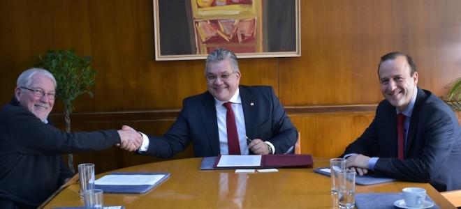 Σύμφωνο συνεργασίας μεταξύ ΑΠΘ και Κρατικού Πανεπιστημίου του Νιου Τζέρσεϊ των ΗΠΑ