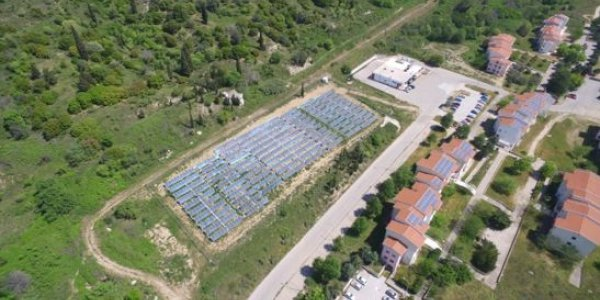 Ενεργειακή κοινότητα στο Δημοκρίτειο Πανεπιστήμιο Θράκης