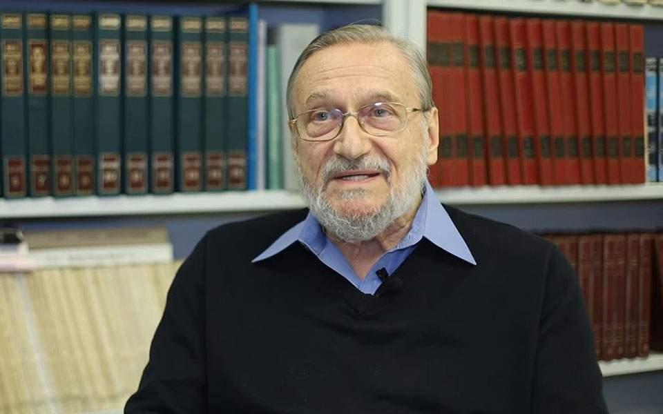 Ζακ Μπουσάρ: Ο Καναδός καθηγητής που αποθεώνει την Ελλάδα και την ελληνική γλώσσα