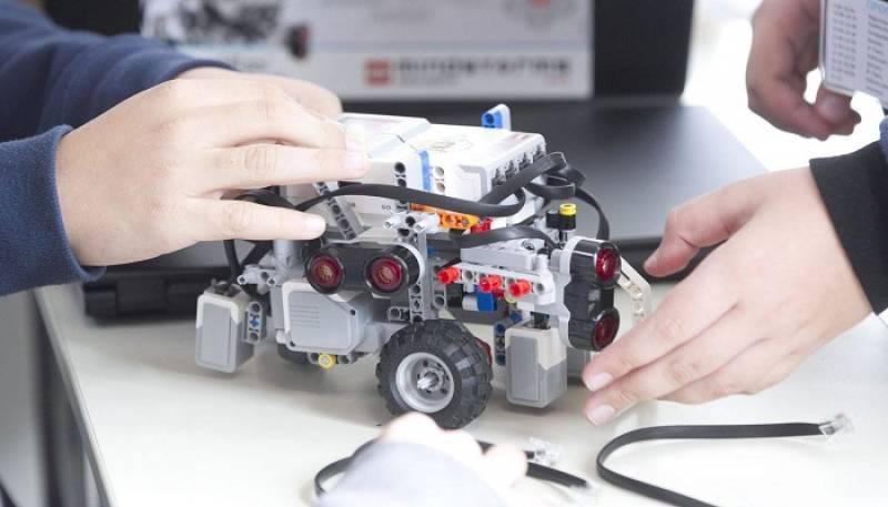 Νέο πρόγραμμα ρομποτικής στο 7ο Γυμνάσιο Καλαμάτας