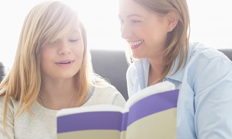 Η μεγαλόφωνη ανάγνωση σε μεγαλύτερα παιδιά και εφήβους