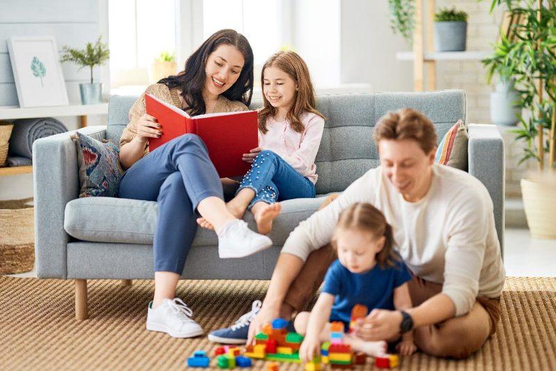 Δημιουργικές δραστηριότητες για γονείς και παιδιά στο σπίτι