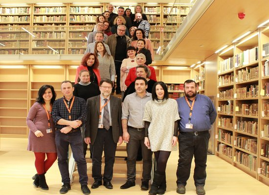 Η Εθνική Βιβλιοθήκη της Ελλάδος στηρίζει το μέλλον των Δημοσίων Βιβλιοθηκών