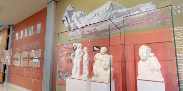 ΠΙΟΠ: Εικονική περιήγηση στα αριστουργήματα του Γιαννούλη Χαλεπά -Μέσα στο Μουσείο Μαρμαροτεχνίας στην Τήνο