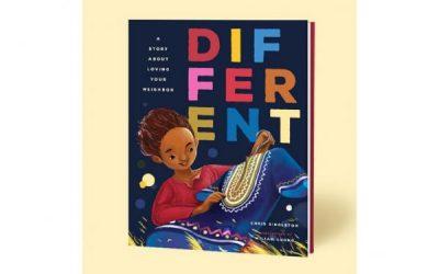 «Διαφορετικός»: Ένα παιδικό βιβλίο για την αγάπη και τη διαφορετικότητα