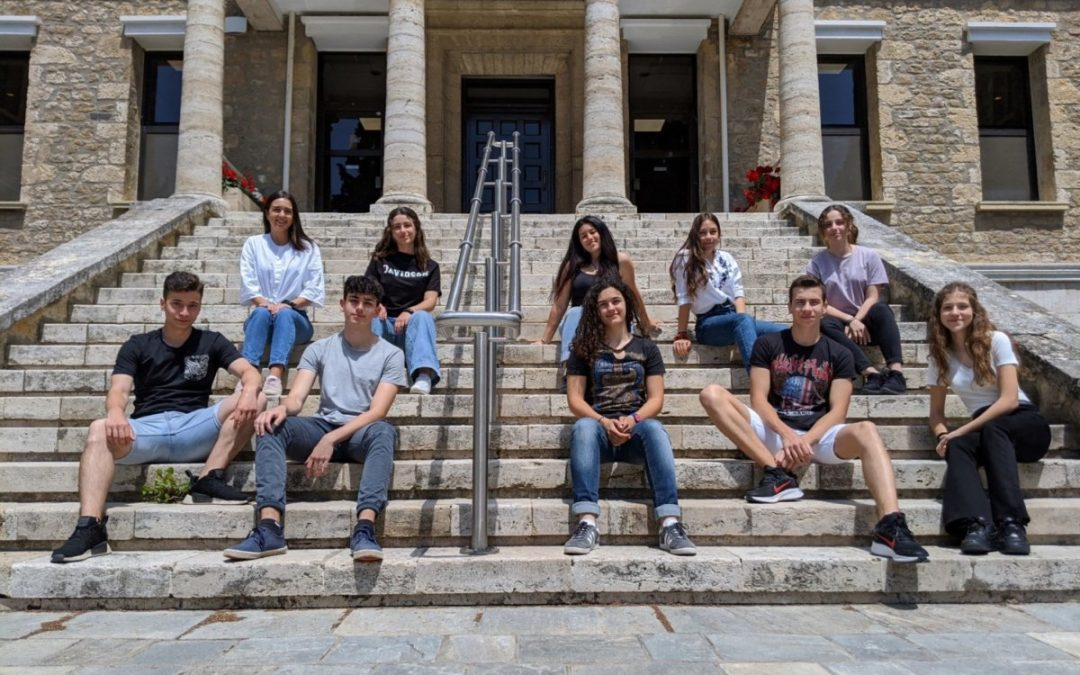 Μαθητής από το Νέο Σκοπό Σερρών με πλήρη υποτροφία σε ξακουστό Πανεπιστήμιο των ΗΠΑ!