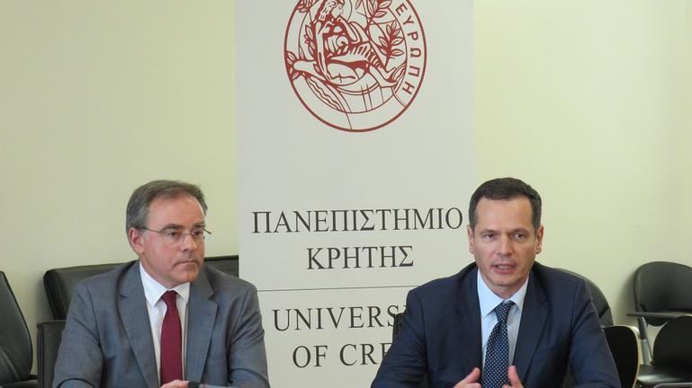 Υποτροφίες σε φοιτητές του Πανεπιστημίου Κρήτης από τον ΑΔΜΗΕ