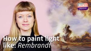 Το Rijksmuseum σου μαθαίνει να ζωγραφίζεις σαν τον Βαν Γκογκ και τον Ρέμπραντ