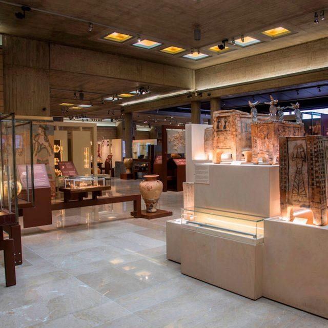 Μπαίνουμε ψηφιακά στο Αρχαιολογικό Μουσείο Θηβών