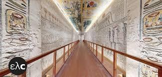 Περιηγηθείτε στη μαγεία και το μυστήριο ενός από τους πιο διάσημους αιγυπτιακούς τάφους
