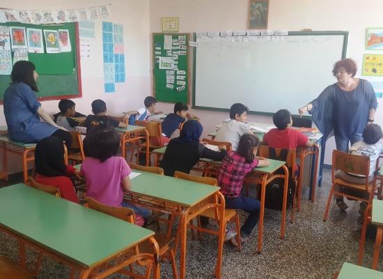 Πρόσκληση αποσπάσεων μόνιμων εκπαιδευτικών στις περιφέρειες Αττικής, Β. Αιγαίου, Ν. Αιγαίου, Πελοποννήσου και Στερεάς Ελλάδας