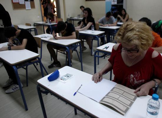 Τα θέματα των Επαναληπτικών Πανελλαδικών Εξετάσεων ΕΠΑΛ