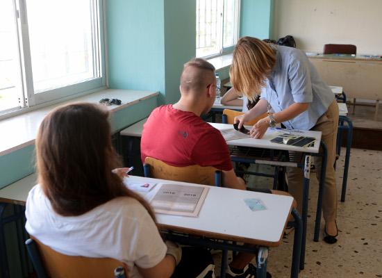 Τα θέματα των Επαναληπτικών Πανελλαδικών Εξετάσεων στο μάθημα Μουσική αντίληψη και γνώση