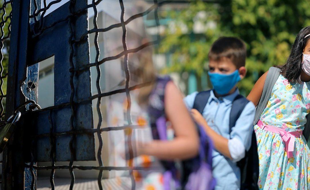 Κλειστά σχολεία: Διαδοχικά λουκέτα λόγω κορονοϊού – Η λίστα του υπουργείου Παιδείας
