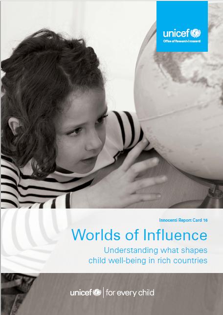 Κόσμοι επιρροής: Κατανοώντας αυτό που διαμορφώνει την παιδική ευημερία στις πλούσιες χώρες