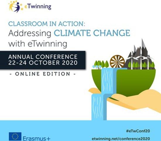 Η Υφυπουργός Παιδείας κα Σ. Ζαχαράκη, κεντρική ομιλήτρια στο Ευρωπαϊκό Συνέδριο eTwinning 2020