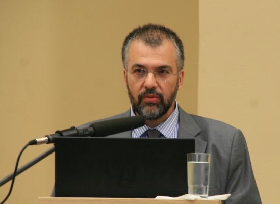 """Δήλωση του ΓΓ Θρησκευμάτων κ.Γιώργου Καλαντζή σχετικά με το πρωτοσέλιδο της εφημερίδας """"Μακελειό"""""""