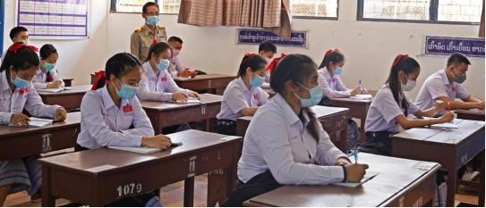 Η εκπαίδευση των κοριτσιών στην Ανατολική Ασία την περίοδο του COVID-19