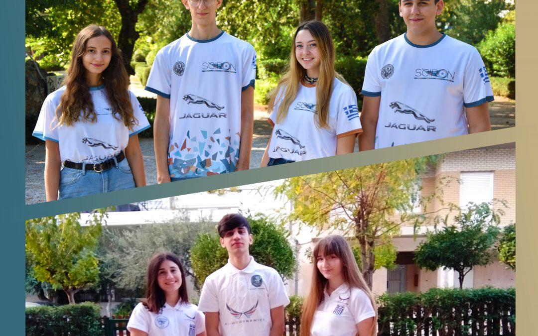 Στον Παγκόσμιο τελικό F1 in Schools η Ελληνική ομάδα Olympian Racing