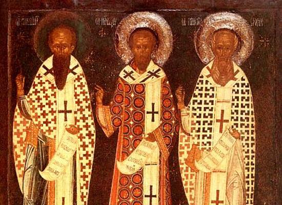Εγκύκλιος για την εορτή των Τριών Ιεραρχών