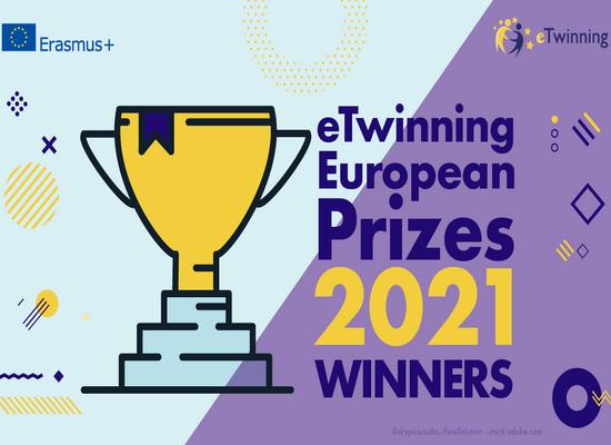 Ευρωπαϊκά βραβεία της δράσης eTwinning 2021