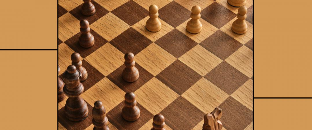 Γνωριμία με το σκάκι