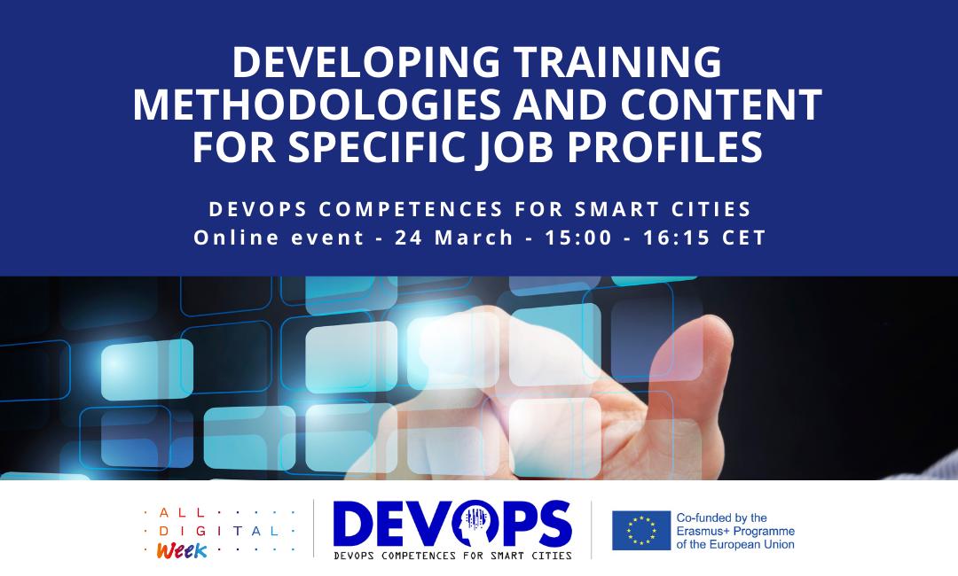 Η Ερευνητική Ομάδα DAISSy του ΕΑΠ συνδιοργανώνει Διαδικτυακό σεμινάριο με θέμα τις ψηφιακές δεξιότητες των εργαζομένων σε έξυπνες πόλεις
