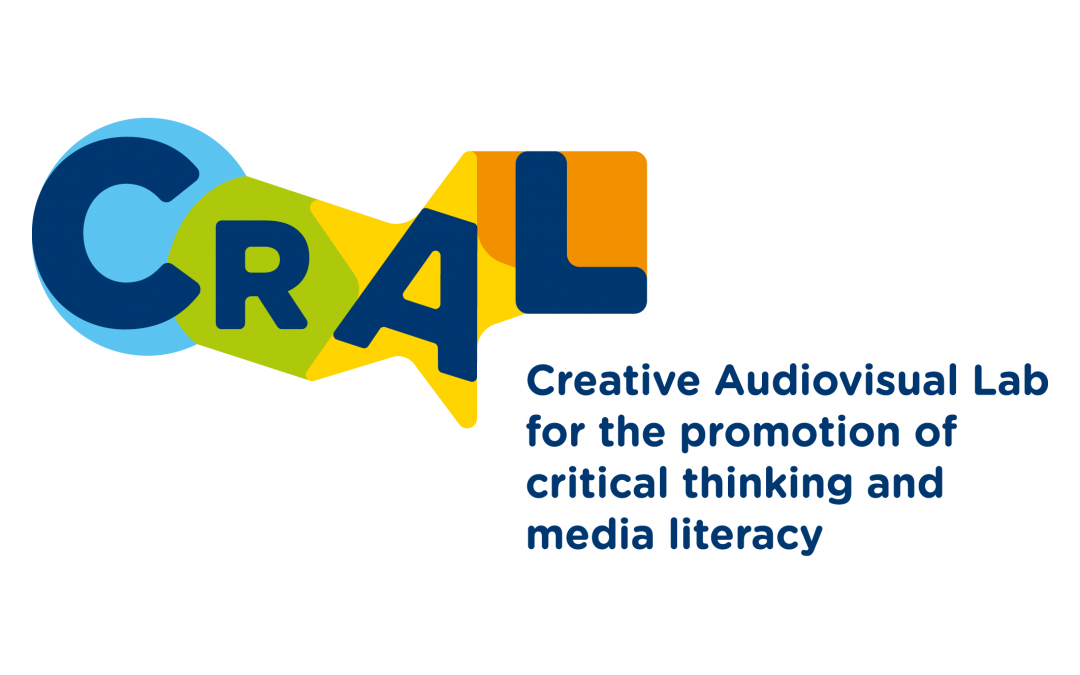 """Η Ερευνητική Ομάδα DAISSy του ΕΑΠ συμμετέχει στο έργο """"CrAL – Creative Audiovisual Lab for the promotion of critical thinking & media literacy"""""""
