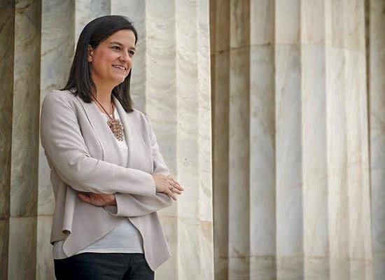 Νίκη Κεραμέως στην τελετή ανάληψης της ελληνικής Προεδρίας IRHA: «Η καταπολέμηση του ρατσισμού, της μισαλλοδοξίας και του αντισημιτισμού ζήτημα ύψιστης σημασίας»