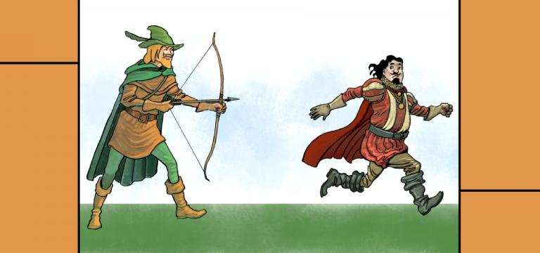 Κόμικ: Ήρωες παντός καιρού – Απρίλιος