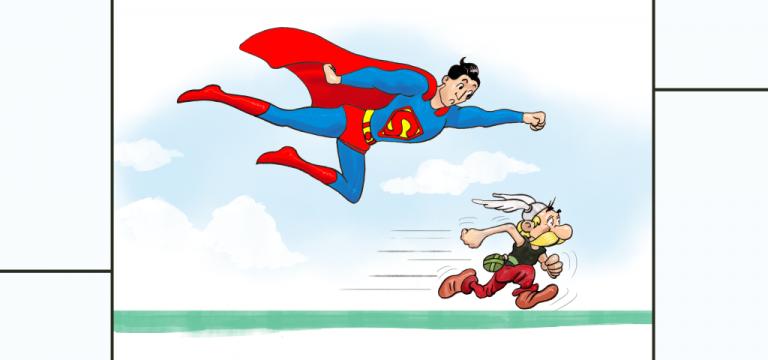 Κόμικ: Ήρωες παντός καιρού – Μάιος